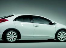 Honda Civic 5D 2012