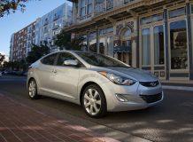 Цены на новый Hyundai Elantra 2011 в России