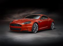 Фото купе Aston Martin DBS Carbon Edition