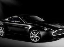 Спецверсия Aston Martin V8 Vantage для Европы