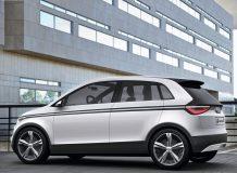 Audi A2 Concept фото