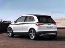 Audi A2 станет конкурентом BMW i3