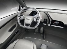 Фото салона Audi A2 Concept