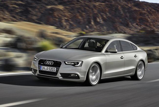 Audi A5 Sportback 2012 фото