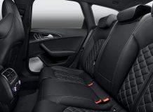 Интерьер Ауди S6 Авант (С7)