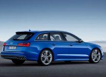 Audi S6 Avant 2016 фото
