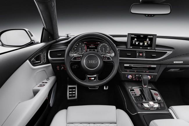 Салон Ауди S7 Спортбэк