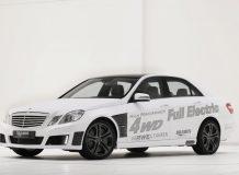 Электрический Mercedes E-Class от Brabus