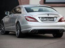 Фото Carlsson CK63 RS на базе CLS63 AMG