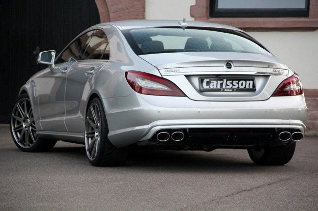 Carlsson CK63 RS на базе нового CLS 63 AMG
