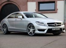 Доработанный Mercedes CLS63 AMG от Carlsson