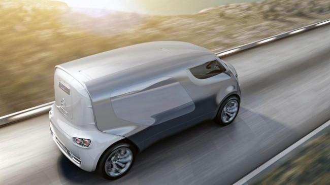 Citroen привезет во Франкфурт минивен Tubik Concept
