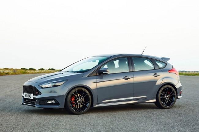Обновленный Ford Focus ST 2015
