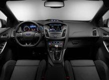 Салон Форд Фокус 3 ST 2015