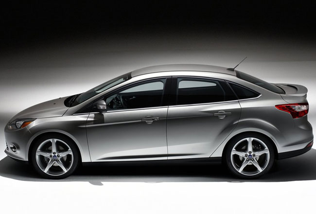 В России стартовал выпуск седанов Ford Focus 3