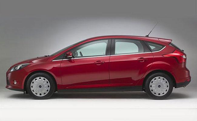 Ford привезет во Франкфурт самый экономичный Focus