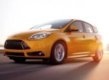 Фото нового Ford Focus ST 2013