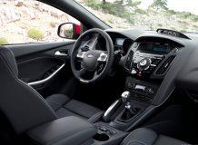 Интерьер Ford Focus III ST