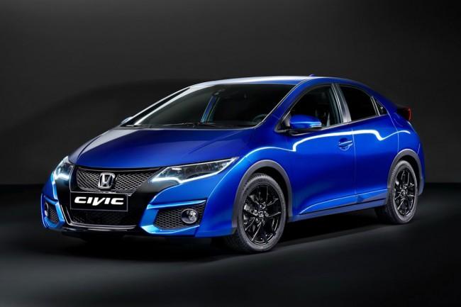 Обновленная Honda Civic 5D 2015