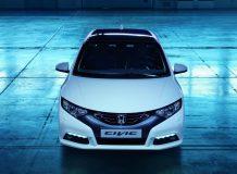 Фото новой Хонда Цивик хэтчбек
