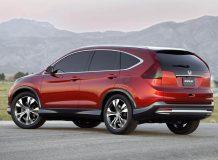Фото Honda CR-V 2012 Concept