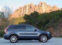 Honda CRV 3 фото
