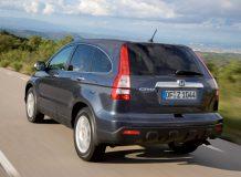 Хонда СРВ 3 поколения