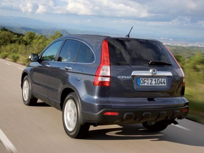 Honda CRV третьего поколения