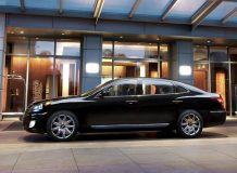 Фото седана Hyundai Equus 2011