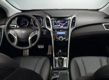 Фото салона Hyundai i30 II