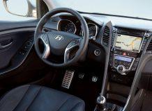 Салон Hyundai i30 3D