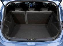 Багажник Hyundai i30 3D фото