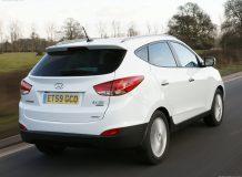 2011 Hyundai ix 35 фото