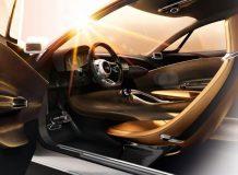 Интерьер KIA GT Concept фото