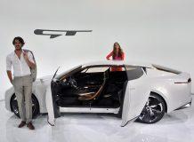 KIA GT Concept фото