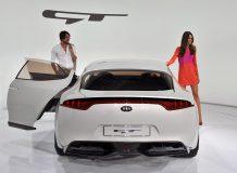 Концептуальный седан GT от Kia