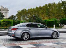 Гибрид Lexus GS 300h 2014