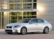 Новый Lexus GS 450h 2013