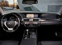 Салон Lexus GS 450h