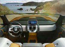 Интерьер Land Rover DC100 Sport Concept