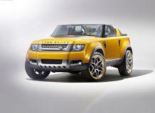Land Rover показал DC100 Sport Concept