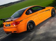 Тюнинг BMW M3 Coupe от ателье G-Power