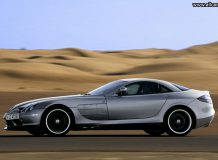 Mercedes-Benz SLR McRaren 722