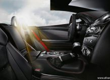Салон Mercedes SLR 722 Edition