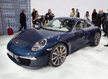 Новый Porsche 911 во Франкфурте