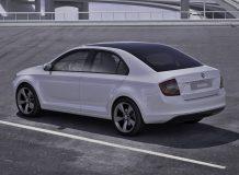 Skoda представила седан MissionL Concept