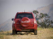 Фото Suzuki Grand Vitara III