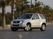 3-дверный Suzuki Grand Vitara