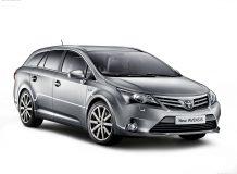 Новый универсал Тойота Авенсис 2012