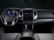 Фото салона Toyota Tacoma II